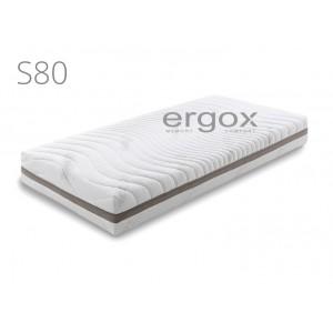 Materac Ergox Life S80